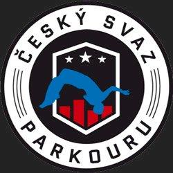 Logo Český svaz parkouru